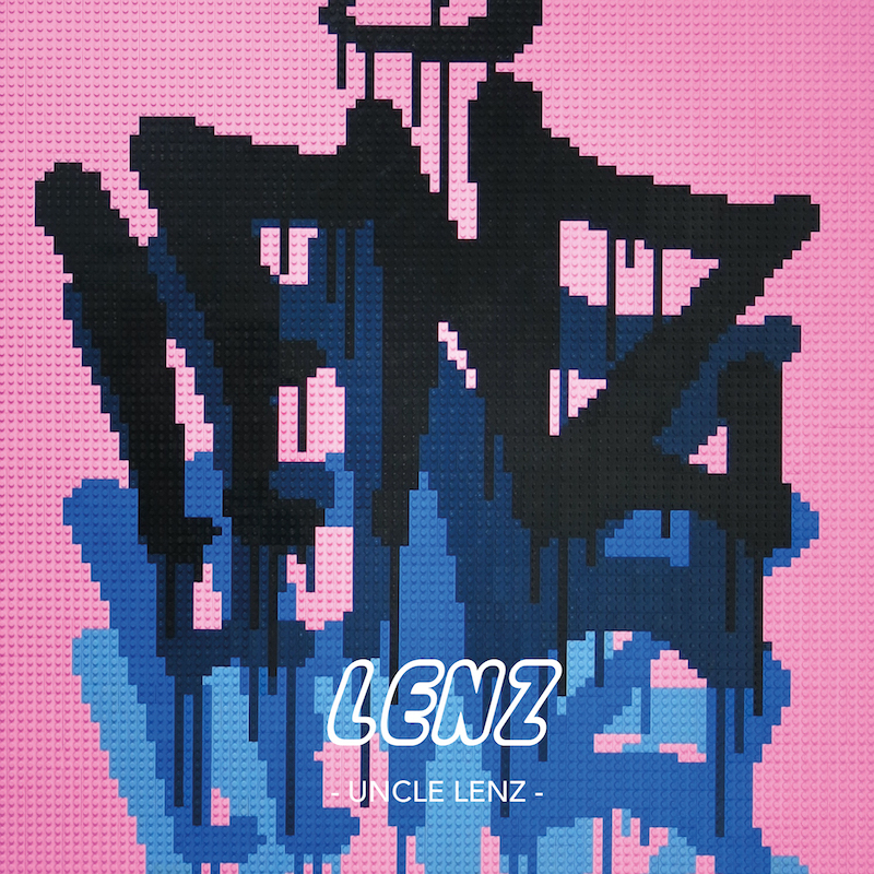 Lenz-Solo Show-Oeuvre-2020-Art Contemporain-Paris-Biarritz-Marseille