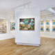 Vue de l'exposition Nahasketa de l'artiste Koralie Grando